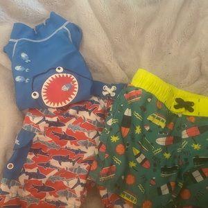 Kids Swimsuit size 2T bundle pack